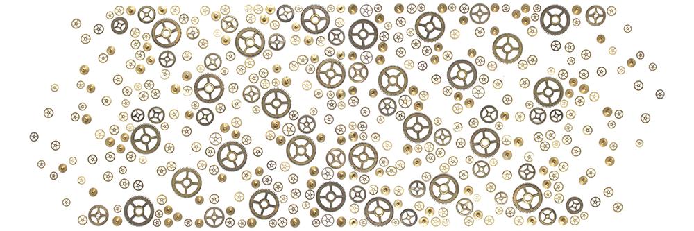 Pattern rouages